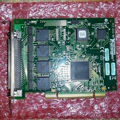 National Instruments PCI-DIO-96 24-Bit Parallel Digital IO Interface SEE NOTES