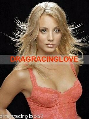 "Gorgeous ""Big Bang"" Actress ""Kaley Cuoco"" SEXY ""Pin Up"" PHOTO! #(15)"
