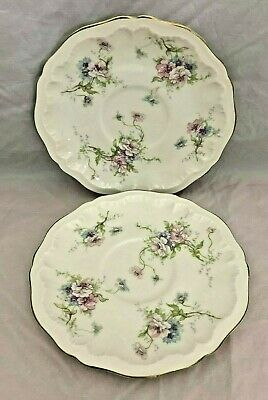 Theodore Haviland ANNETTE Saucer Discontinued