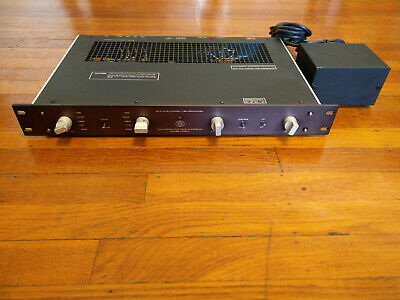 COUNTERPOINT SA-3.1 Reference TUBE Preamp with Phono, Outboard Power Supply