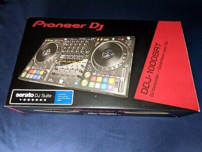 Pioneer DDJ1000SRT 4 Channel SERATO DJ Controller FREE SHIPPING - CASE AVAILABLE