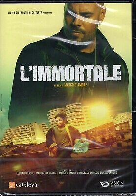 L'immortale (Marco D'Amore) (2019) DVD
