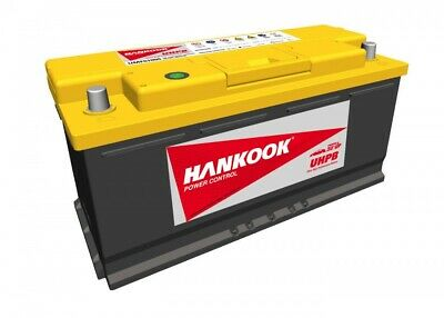 Hankook UHPB UMF 610 00 Ultra High Performance Autobatterie 12V 110Ah 950A/EN, w