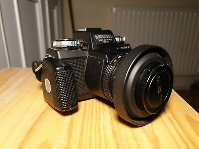 Minolta 110 zoom Mk2 - Tested and FULLY WORKING