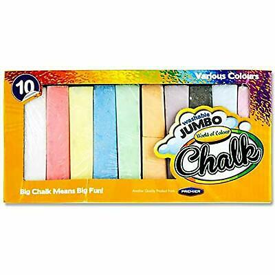 Supercrafts UK Box of Assorted Colours Tailor/'s Chalk Triangles