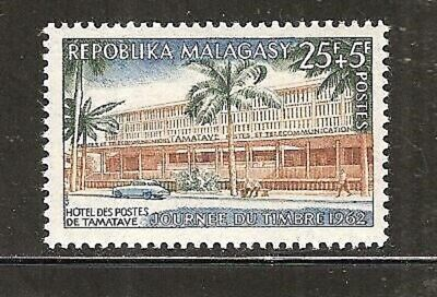 Malagasy  B20 mnh  National stamp day