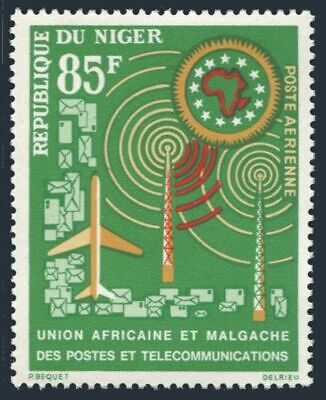 MALAGASY  C75  MNH  African Union