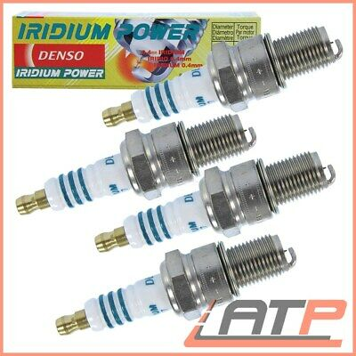 4x Alpine 1600 1.6 SC-SI Genuine Denso Iridium Power Spark Plugs