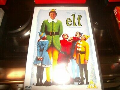 ELF      2 x DVD Set     (2003)     Will Ferrell