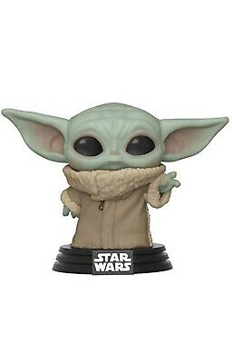 New Funko Pop! Star Wars The Mandalorian Baby Yoda The Child (Pre-Order) (May)