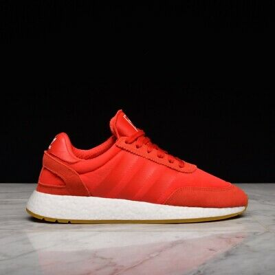 Adidas Originals Iniki I-5923 (Men's Size 11) Athletic Sneaker Shoes Red Boost