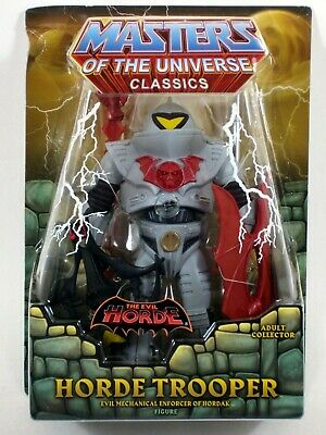 *DAMAGED PACKAGE* Masters of the Universe Classics HORDE TROOPER Figure MOTU