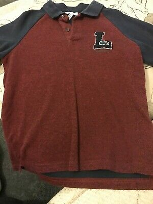 Lacoste Boys Age 10 Years Fantastic Boys Polo Shirt Fab Design Excellent Conditi
