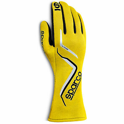 Sparco Land FIA Motorsport Track Day Rally Race Fireproof Gloves