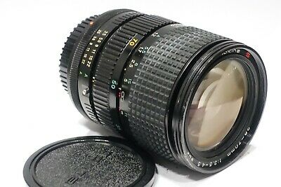 Canon FD fit Tokina RMC 28-70mm f3.5-4.5 lens fits FD camera mount