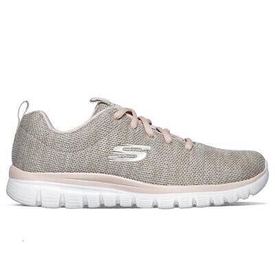 SCARPE SKECHERS Graceful Twisted Fortune Codice 12614 NTCL