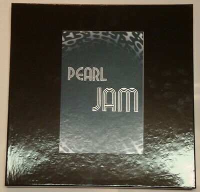 PEARL JAM BOX 3LP + T-Shirt Lollapalooza MMXIII (NEW SEALED) RARE LIMITED 50