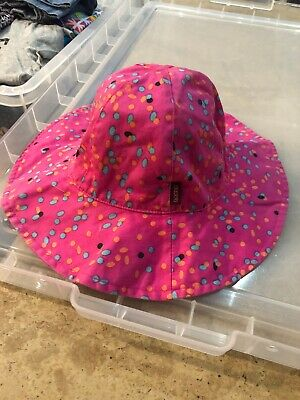 Girls Pink Ted Baker Hat Age 7-10 Years