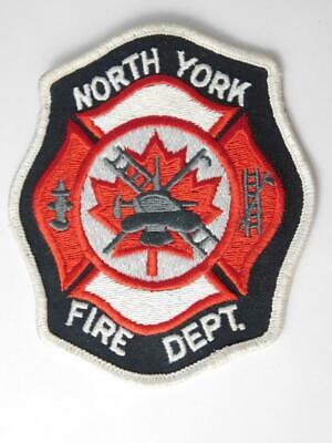 """FIRE PATCH NEW YORK Syracuse TRUCK 2 /""""PROTECTORS OF THE NORTH/"""""""