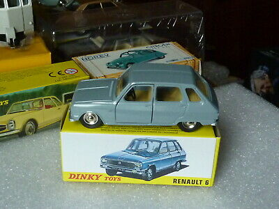 RENAULT 6 grise dinky toys atlas