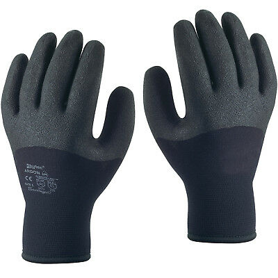 Dickies Argon Skytec Work Gloves Mens Black Size L - Xl Gl8002