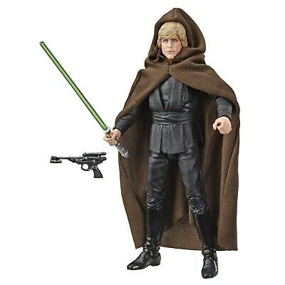 Star Wars Black Series Luke Skywalker Jedi Knight 6 Inch Action Figure