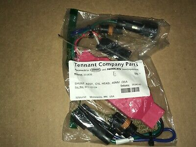 Tennant Shunt Assy, Cyl Head, 40Mv /35A