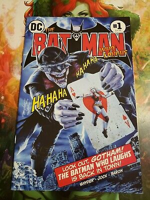 Batman Who Laughs 1 Mike Mayhew Ultimate Homage Limited 250 UnSigned RARE