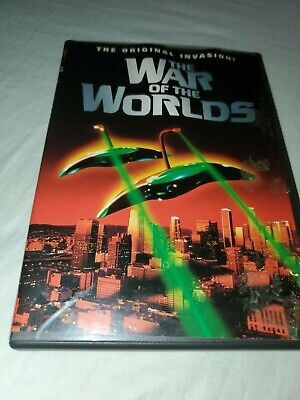 The War of the Worlds (DVD, 2005)