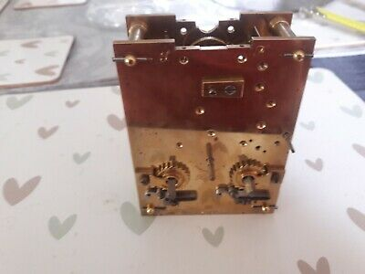 Carriage Clock movement  spares and repairs