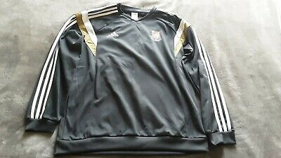 West Ham United Official Adidas Training Top Size Adult L