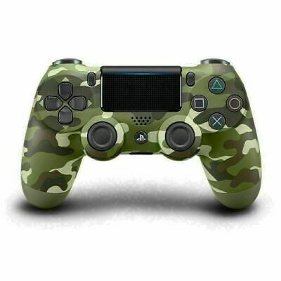 DualShock 4 Wireless controller for SONY PS4 Playstation 4 (GREEN CAMO)