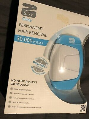 Silk'n Glide 30000 Permanent Hair Removal Device