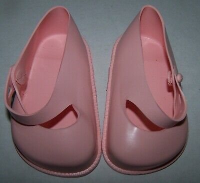 NEW OLD STOCK - 1950's CINDERELLA STRAP SHOES FOR PEDIGREE BRIGHTON BELLE DOLL -