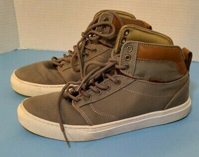 VANS Off The Wall Ultraoush Athletic  Men's  Unisex High Top Shoes Size 9.5 US