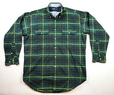 Polo Ralph Lauren Hemd Gr. S Holzfäller Button Down langarm 100% Cotton Trend