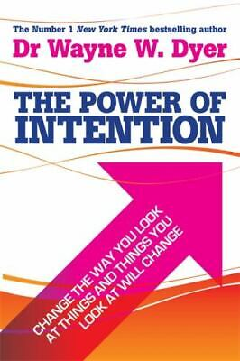 The Power of Intention  (ExLib) by Dyer, Dr. Wayne W.