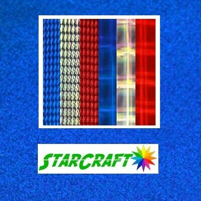"""StarCraft Magic Metal Permanent Self Adhesive Craft Vinyl 12"""" by the Roll(s)"""