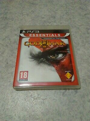 Jeu PS3 God of War 3