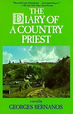 The Diary of a Country Priest  (ExLib) by Georges Bernanos