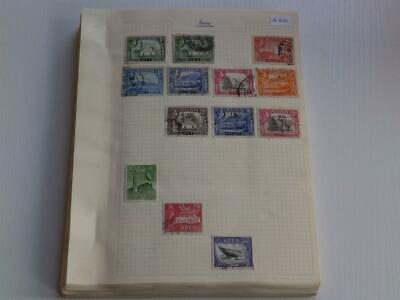 (4881) Commonwealth Collection Early-Mid M & U On Album Pages