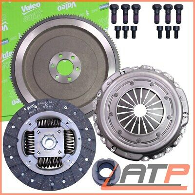 PEUGEOT 207 1.6 Clutch Kit 3pc Cover+Plate+Releaser 06 to 07 QH 2050N3 2050P9
