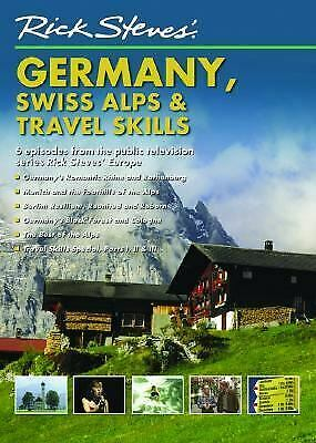 Rick Steves' Europe DVD: Germany, the Swiss Alps, and Travel Skills (Rick...