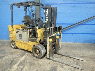 Hyster  E120Xl Hyster E120Xl Electric Forklift 12100 Lbs 12190280001