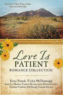 The Love Is Patient Romance Collection  (ExLib)