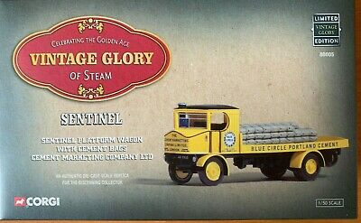 Matchbox Lesney Yesteryear  4a Sentinel Steam Waggon empty Repro A style Box