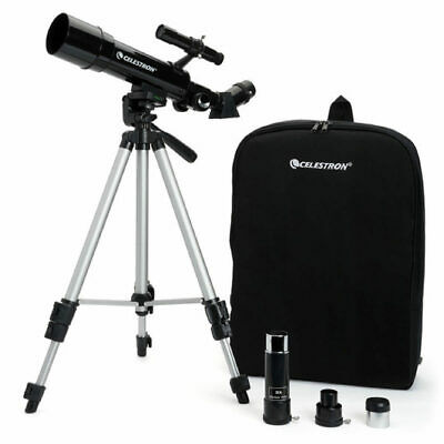 Celestron Travelscope 50 Refractor Portable Telescope with Backpack