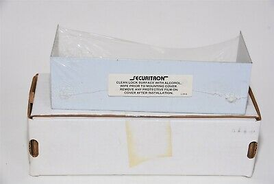 Securitron DC-62SP Magnalock Dress Cover for M62 Mag Lock Stainless Polished
