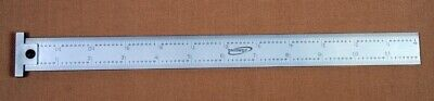 """iGaging No. 34-012-H  Hooked Ruler, With 12"""" 4R Blade"""