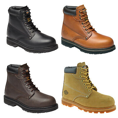 Dickies LAVORO WORKWEAR GRATON Safety Boot SIZE 5.5-12 MIELE